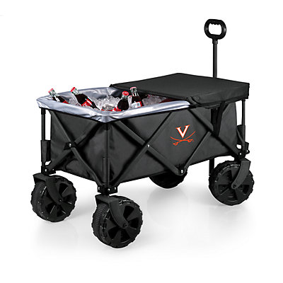 Picnic Time Virginia Cavaliers Adventure All-Terrain Wagon
