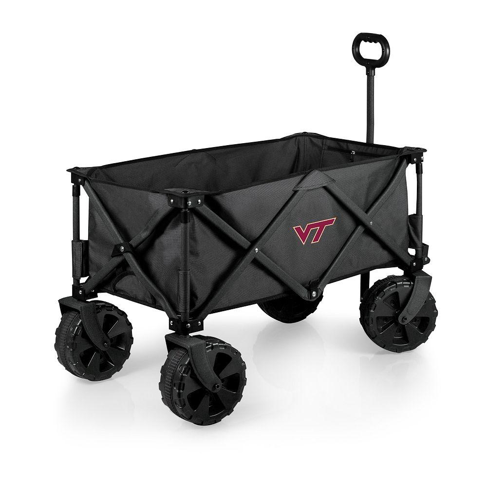 Picnic Time Virginia Tech Hokies Adventure All-Terrain Wagon