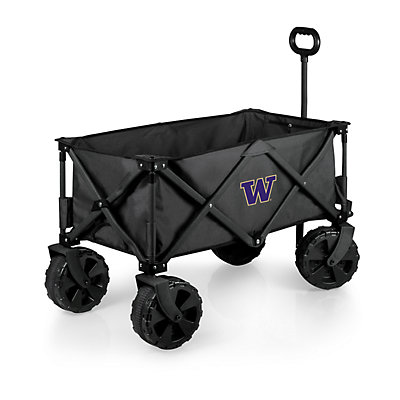 Picnic Time Washington Huskies Adventure All-Terrain Wagon