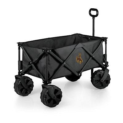 Picnic Time Wyoming Cowboys Adventure All-Terrain Wagon