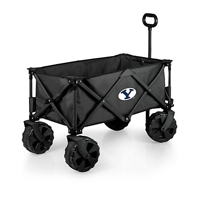 Picnic Time BYU Cougars Adventure All-Terrain Wagon