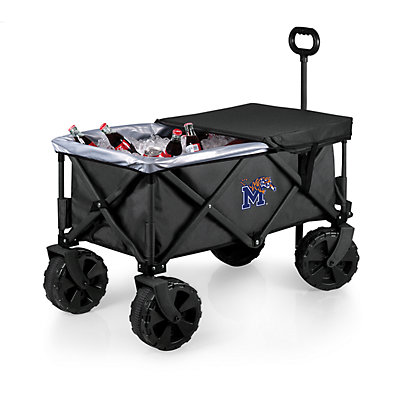 Picnic Time Memphis Tigers Adventure All-Terrain Wagon
