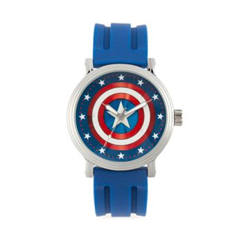 Marvel Comics Captain America Men's Watch