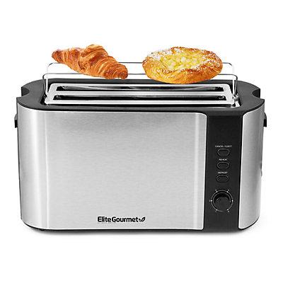Elite Platinum Multi-Function 4-Slice Toaster