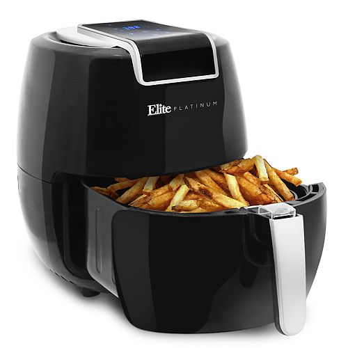 Elite Platinum 5.6-qt. Digital Air Fryer