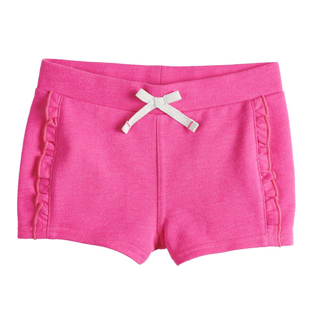 Toddler Girl Jumping Beans® Ruffled Shorts