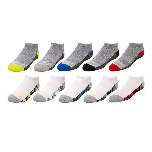 Boys 4-20 Tek Gear® Lightweight Low-Cut Sock