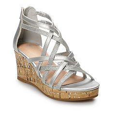 6bccdcc26 SO® Ferry Girls  Wedge Sandals