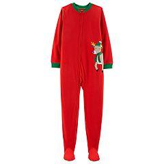 Boys 4-8 Carter's Reindeer 1-Piece Pajamas