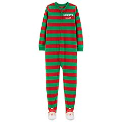 Boys 4-8 Carter's Striped 1-Piece Pajamas