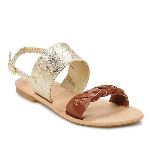 SO® Hedgehog Girls' Sandals