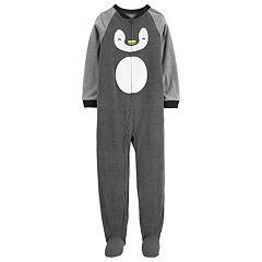 Boys 4-8 Carter's Penguin 1-Piece Pajamas