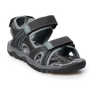 6e788aa2c4dd1 Boys 8-20 Tek Gear® Double Strap Soft Sandals
