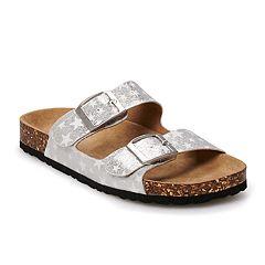 SO® Towel Girls' Sandals