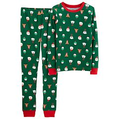 Boys 4-12 Carter's Christmas 2-Piece Pajama Set