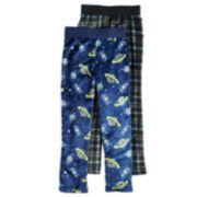 Boys 4-20 Jellifish 2-Pack Sleep Pants