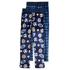 Boys 4-20 Jellifish 2-Pack Sleep Pants