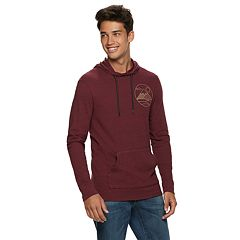 Men's Urban Pipeline® Graphic Hooded Tee