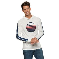Men's Urban Pipe® Graphic Hooded Tee