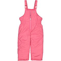 Girls 4-8 OshKosh B'gosh® Cinched Bib Snowpants