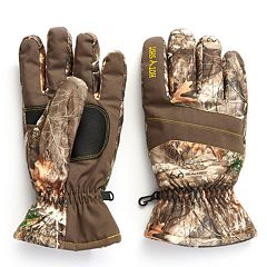 Boys 4-20 Realtree Defender Gloves
