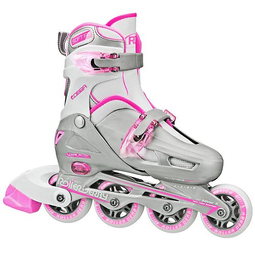 Roller Derby Cobra Girls Adjustable Inline Skates