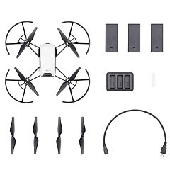 DJI - Tello Boost Combo Quadcopter