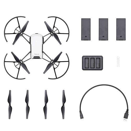 DJI - Tello Boost Combo Quadcopter