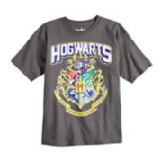 Boys 4-7 Harry Potter Hogwarts Crest Graphic Tee
