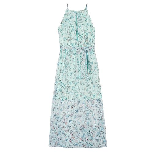 Girls 7-16 IZ Amy Byer Printed Chiffon Maxi Dress
