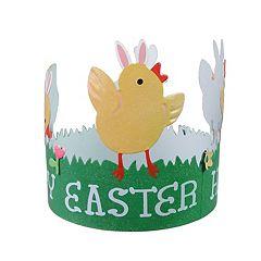 Celebrate Easter Together Happy Easter Candle Holder