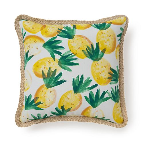 SONOMA Goods for Life® Outdoor Printed Throw Pillow