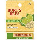 Burt's Bees Ginger Lime Lip Balm