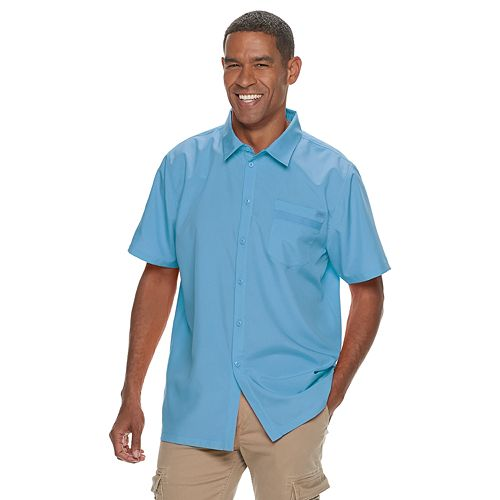 Men's Reel Life Hammock Series Woven Shirt