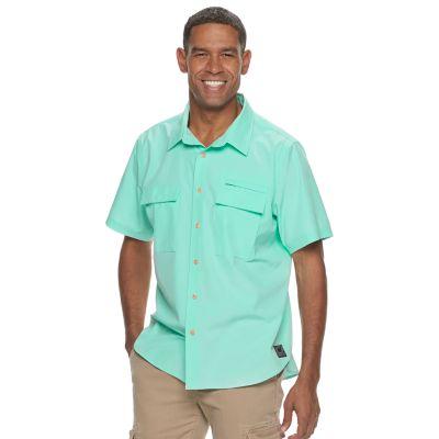 Men's Reel Life Submariner Series Woven Shirt