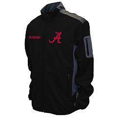 Men's Franchise Club Alabama Crimson Tide Peak Softshell Jacket