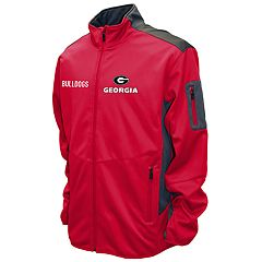 Men's Franchise Club Georgia Bulldogs Peak Softshell Jacket