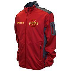Men's Franchise Club Iowa State Cyclones Peak Softshell Jacket