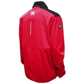 Men's Franchise Club Nebraska Cornhuskers Peak Softshell Jacket