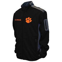 Men's Franchise Club Clemson Tigers Peak Softshell Jacket