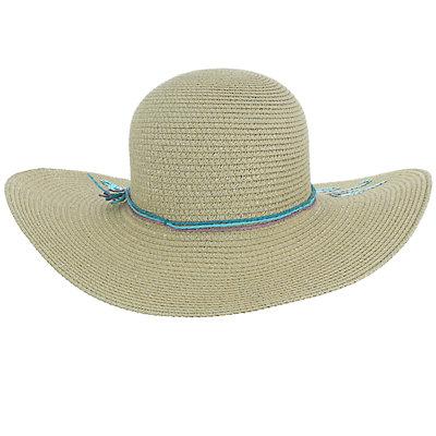 Girls 4-14 Elli by Capelli Mermaizing Floppy Sun Hat