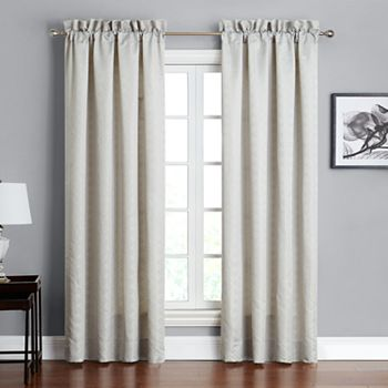 Marquis By Waterford 2-pack Lacy Window Curtain