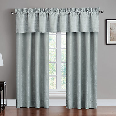 Marquis By Waterford 2-pack Surrey Window Curtain