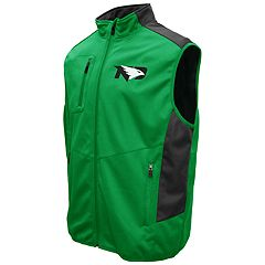Men's Franchise Club North Dakota Fighting Hawks Peak Softshell Vest