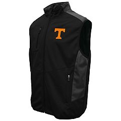 Men's Franchise Club Tennessee Volunteers Peak Softshell Vest