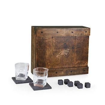 Philadelphia Eagles Whiskey Box Gift Set