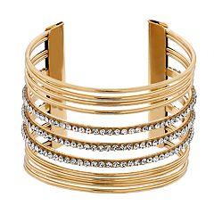 Jennifer Lopez Glam Cuff Bracelet