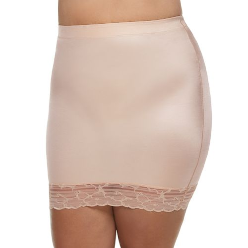 Plus Size Red Hot by Spanx Half Slip 10182R