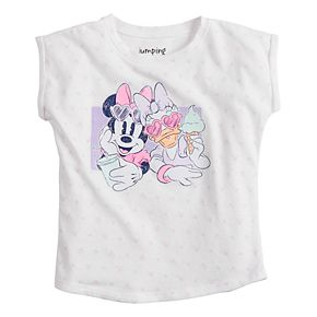 Disney's Minnie Mouse & Daisy Duck Baby Girl Graphic Tee by Jumping Beans®