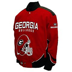 Men's Franchise Club Georgia Bulldogs Defend Twill Jacket